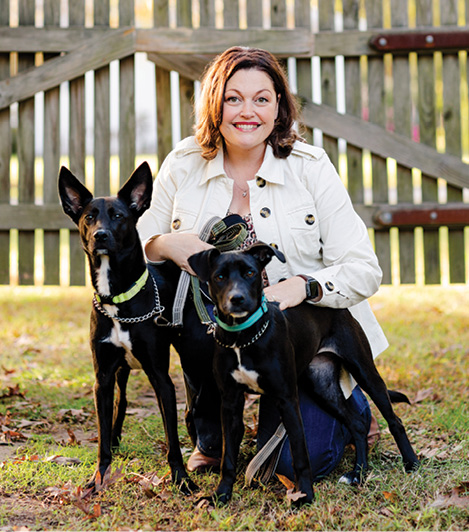 Margie and Dogs